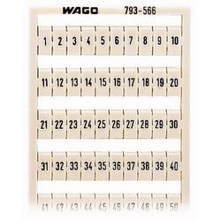 WMB MULTI SYSTÈME DE MARQUAGE HORIZONTAL 1-50 (2 X) POUR LARGEUR 5 MM-17,5
