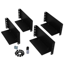 Kit d'Installation 2 supports de montage en Rack 3U et grandes UPS, transformateur et batterie Pack composants