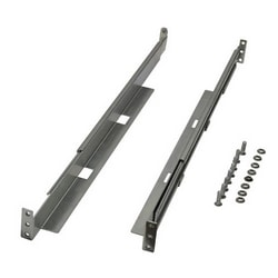4-Post 1U Universal Adjustable Rack-Mount Shelf Kit
