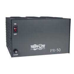 TAA-Compliant 50-Amp DC Power Supply, 13.8VDC, Precision Regulated AC-to-DC Conversion