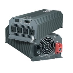 1000W PowerVerter Compact Inverter for Trucks with 4 Outlets