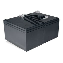 UPS Replacement Battery Cartridge for select APC UPS, 16.9-lbs.