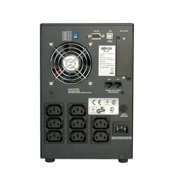 SmartPro 230V 1.5kVA 900W Line-Interactive Sine Wave UPS, Tower, Network Card Options, USB, DB9, 8 Outlets