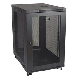 SmartRack 18U Mid-Depth Rack Enclosure Cabinet