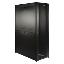 45U SmartRack Deep Rack Enclosure Cabinet with doors & side panels