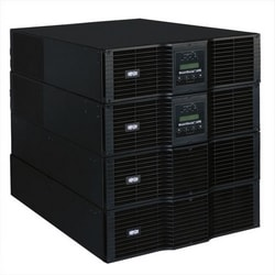 SmartOnline 208/240V 20kVA 18kW Double-Conversion UPS, N+1, 12U, Network Card Slot, USB, DB9, Bypass Switch, L6-30R, C19
