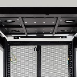 42U SmartRack Deep and Wide Rack Enclosure Cabinet with doors & side panels