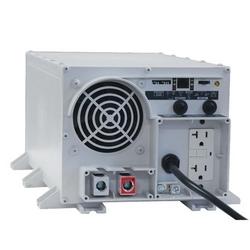 PowerVerter 120V 2000W camion utilitaire/travail 12VDC onduleur/chargeur, 2 NEMA 5-15R GFCI
