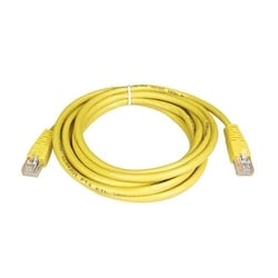 CAT5e 350MHz moulé Patch Cable (RJ45 M/M) - blanc, 14-ft.