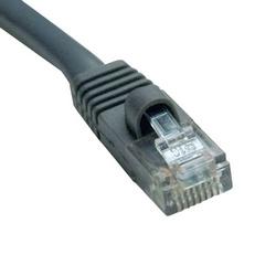 CAT5e 350MHz moulé Patch Cable (RJ45 M/M) - bleu, 100 pi.