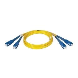 Câble de raccordement fibre monomode duplex 8,3/125 (SC/SC), 2M (6 pi.)