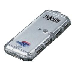 4 ports USB 2 Hi-Speed Hub Compact ultra Mini adaptateur secteur