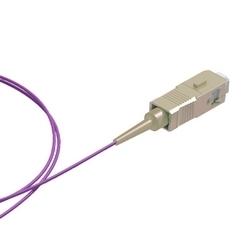 SC Pigtail Multimode OM3 50/125, 2 MT