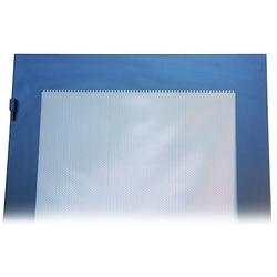 Porte perforée pour 30W X 72H Frame, noir