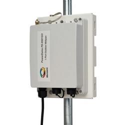 Outdoor 1-port, 60W, 10/100/1000 BaseT Midspan, 36-60VDC Input