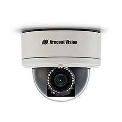 StellarTM 1,2 MP MegaDome2 1280 x 960, 3-9 mm F1.2, 37 VPS, Remote Zoom, Focus distance, P-iris, IR, IP66, IK-10, 12 V DC/24 V AC/PoE, souffleur de PoE, SD card, CorridorViewTM