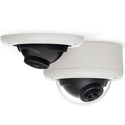 1080p MegaBall(TM) Camera, Day/Night, 1920x1080, 31 fps, MJPEG/H.264, Casino Mode, 3.3-10 mm Vari-focal Lens, In-ceiling/Surface Mount Indoor Dome, Microphone, Audio Out, Light Gray