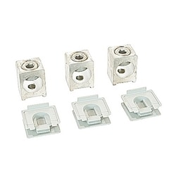 Standard lug kit with control power tap used on T5 Frame Circuit Breaker, set of three