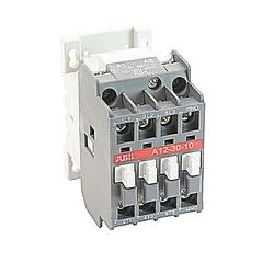 Contactor, 3-P N/O 120 V AC, AC3=11A 1NO Aux Contact