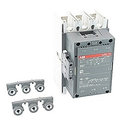 Contacteur, bobine AC 3-P N/O 120 V AC1 = 350D/AC3 = 248D 1NO/1NC Aux contacts