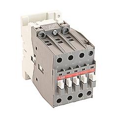 Contactor, 3-P N/O 120 V AC, AC1=60A 1NO Aux Contact