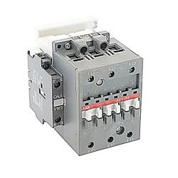 Contactor, 3-P N/O 120 V AC, AC1=90A 1NO/1NC Aux Contact