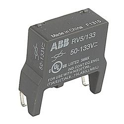 Suppresseur, varistance, section : A/AE 9-110 et AL9-AL40, 133-50 V AC/DC
