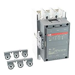 A300 Contactor, 1NC 1NO Aux, Con 3-P N/O, 120 V AC, AC1 = 400 A