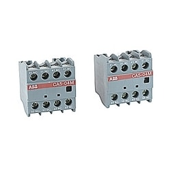 4-N/C, Top Mount Auxiliary Contact Block