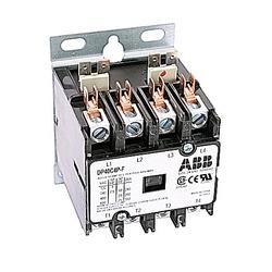 DP contacteur 40 a 4-P N/O, 24 V AC bobine