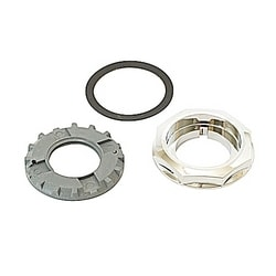 Chrome Adaptor Ring For 22mm Pilot Dev And 30mm Holes