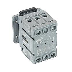 Interrupteur-sectionneur, Front opéré, P 3, 25 a, UL508