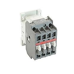 AC Non-Rev Contactor, IEC 3 No, 120 V AC Coil, 1NC AC1=30A A Series