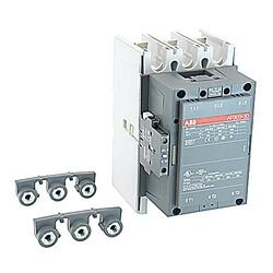 Contactors, AF300, 3 Pole, 100-250 V AC/DC Coil, 1NO/1NC Aux, AC1=400A, A SERIES