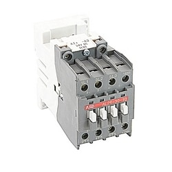AC Non-Rev IEC Contactor 3 NO, 24 V DC Coil, 1NO AC1=40A A Series