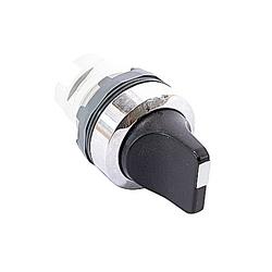 2-interrupteur Maint, Sel, 30mm, 2Pos, sélecteur, 1NO