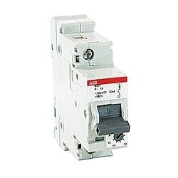 Mini disjoncteur, S500, 15 a, 1 Pole, voyage K