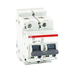 Mini disjoncteur, S500, 3 a, 2 Pole, voyage K