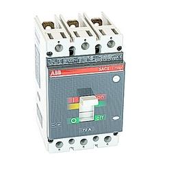 Circuit Breaker TS3N, 70A, 150 UL/CSA TMF15-500 3 Pole F