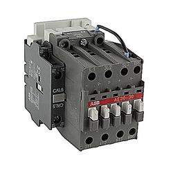 AC Nonreversing IEC Contactors 3-P N/O, 24 V DC Coil, 50A Aux Cont: 1NO/1NC