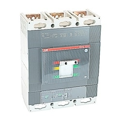 Molded Case Circuit Breaker, 3 Pole, 600A, T-Max T6