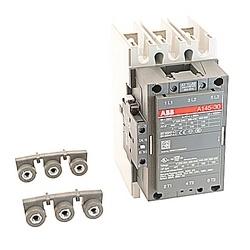Contactors - A145, 3 Pole, 480 V AC Coil 1NO/1NC Aux Cont Non-Rev 230A