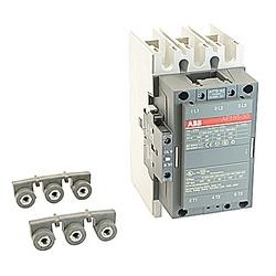 Contactors - AF185 3Pole 100-250 V AC/DC Coil 1NO/1NC Aux Non-Rev 275A