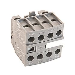Contactors - Accessories Frnt Mnt Aux, 2NO/2NC AF09-AF16