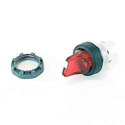 22mm modulaire - Illum sélecteur, bouton de Position 2, A-C, rouge, BP