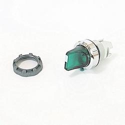 Vert de modulaire - Selector Switch, bouton de Position 22, A-B-C, 3mm, métal