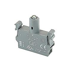 Accessories - Integrated LED B LED Block, White, 110-130 V AC/DC