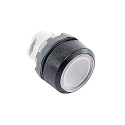 22mm Modular - Pushbuttons MOM, Flush Clear