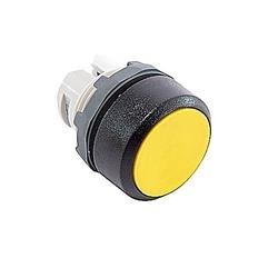 22mm modulaire - boutons poussoirs MOM, fleur jaune
