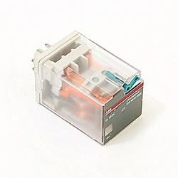 Interface relais sans LED 2 Contacts C/O 250 V/10 A 48 V CC bobine